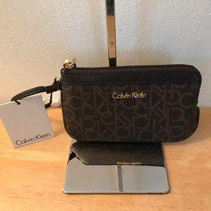 Calvin Klein Wristlet Wallet